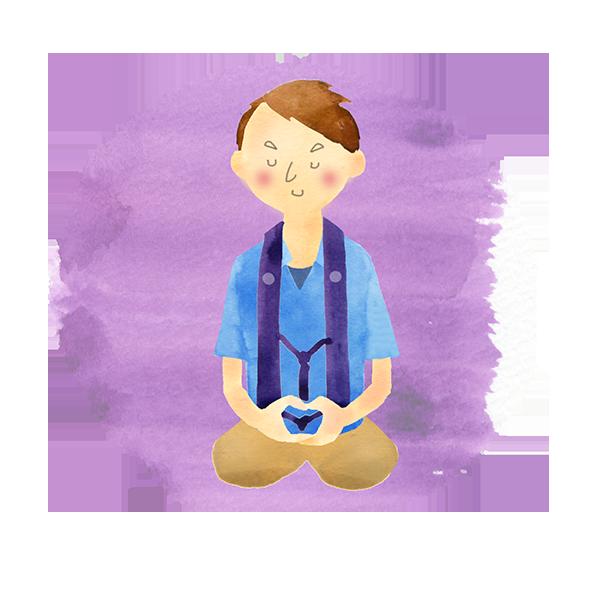 Illustration For Buddhist Corporation