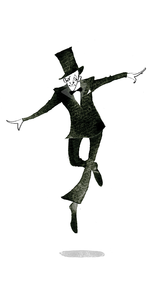 Fred Astaire Dancing!