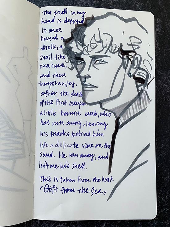 Drawing Sketch Of Men's Fashion